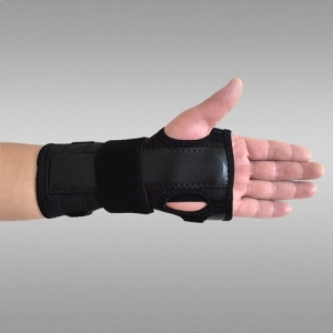 Wrist brace manufacturer custom reversible wrist splint China Supplier